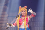 Sailor Moon with the Holy Blade