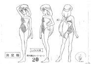 Rei Anime Design 9
