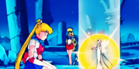 Usagi's Awakening! A Message From the Distant Past