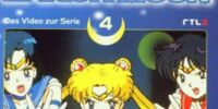 Sailor Moon - Das Video zur Serie 4