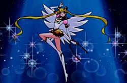 Eternal Sailor Moon Transformation Pose