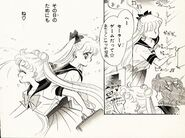 Usagi in Codename Sailor V Chapter 5