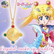 Crystal Make Up Jewelry