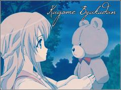 Kagome Byakudan by mikomi96