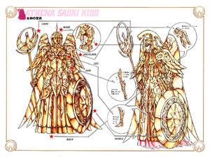 Athena Cloth