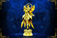 Virgo god cloth soul of gold by saintaldebaran-d8z32w2