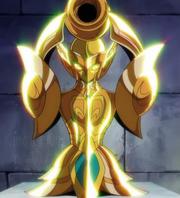 Aquarius Cloth in Omega
