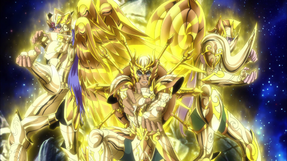 Athena Exclamation (Soul of Gold)