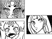 Alchemist eyebrows