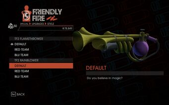 Weapon - Special - Incinerator - TF2 Rainblower - Default