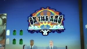 On The Rag Logo