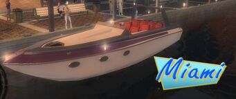 Miami - Bling variant - front left with lights and logo in Saints Row 2