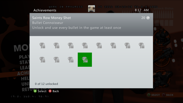 File:Saints Row Money Shot Achievement - Bullet Connoisseur.png