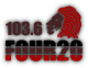 Saints Row 2 clothing logo - four20 radio station