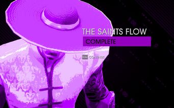 The Saints Flow Complete Pierce Super Saint