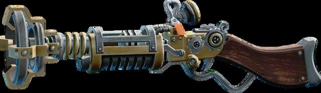 File:SRIV Shotguns - Pump-Action Shotgun - Kardak Lasershot - Default.png