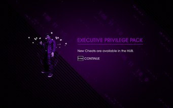 Saints Row IV DLC Unlock - Executive Privilege Pack