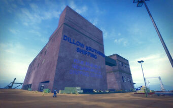 Stoughton in Saints Row 2 - Dollow Brothers Shipping