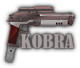 Saints Row 2 clothing logo - kobra