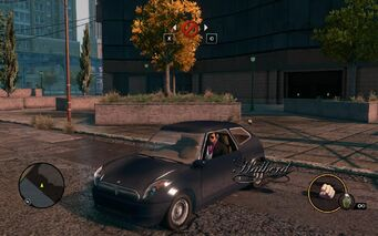 Halberd - front left with logo in Saints Row The Third