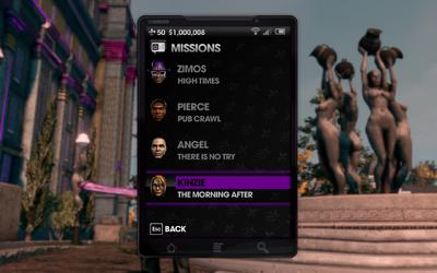City Takeover bonus missions
