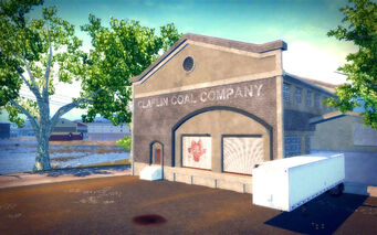 Fox Drive in Saints Row 2 - Claflin coal company