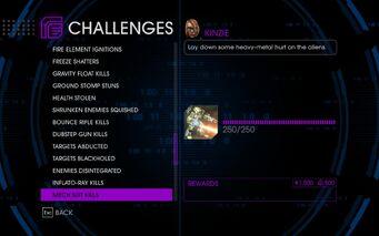 Challenge 51 Mech Suit Kills