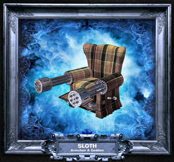 7 Deadly Weapons - Sloth promo