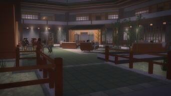 Tohoku Towers - ground floor