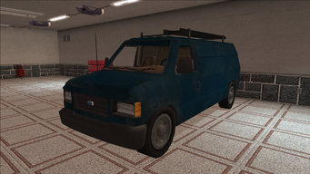 Saints Row variants - NRG V8 - beater - front left