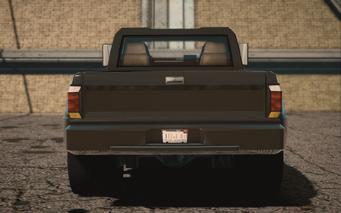 Saints Row IV variants - Compensator Average - rear