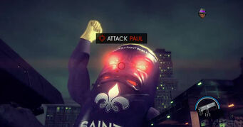Attack Paul Objective