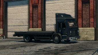 Flatbed - Rough - front right