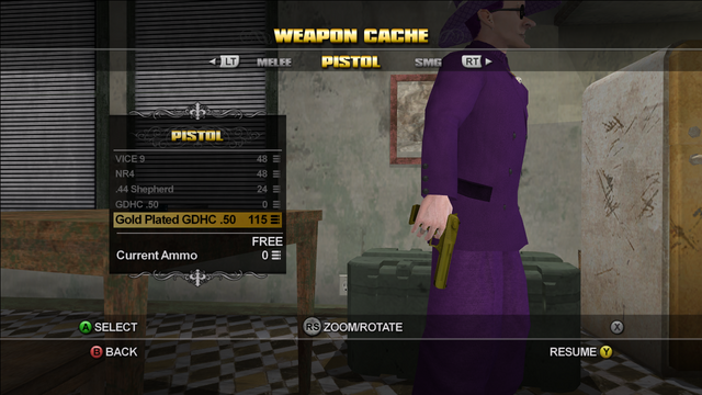 File:Gold Plated GDHC .50 Pistol in the Weapons Cache in Saints Row.png