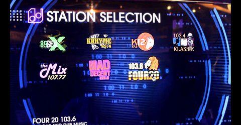 SR4 station select