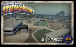 Postcard hood elysian fields