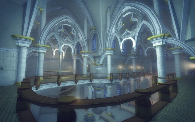 File:Saints Row Church - upstairs looking towards stairs.jpg