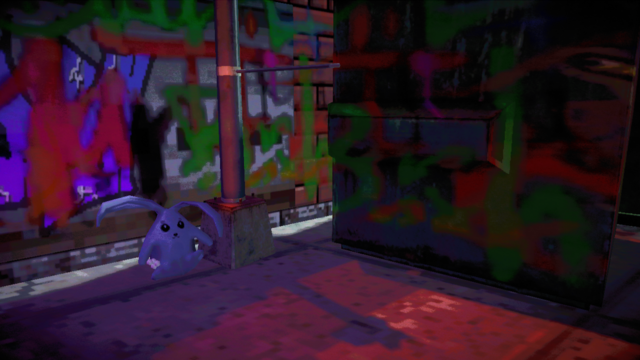 File:Cabbit outside the purgatory in Johnny Gat's Simulation in Saints Row IV.png