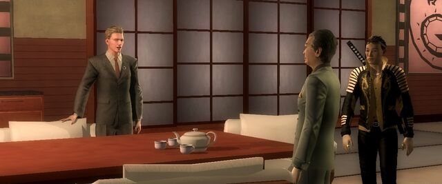 File:Dane Vogel talking to the Ajukis in the Changing the Deal cutscene.jpg