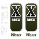 File:X brew beer logo.png