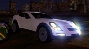 Raycaster - front right with lights in Saints Row