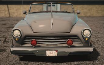 Saints Row IV variants - Gunslinger Ultimate - front