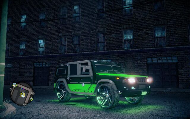 File:Bulldog - Luchadores variant - front right with lights in Saints Row IV.jpg