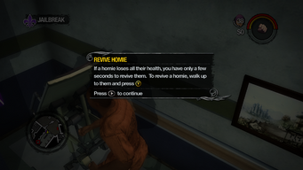Revive Homie tutorial in Saints Row 2