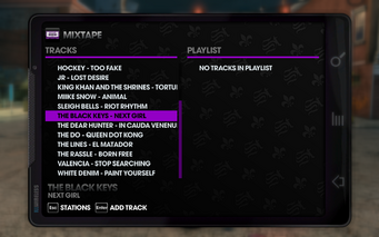 Genx 89 - Saints Row The Third tracklist - bottom