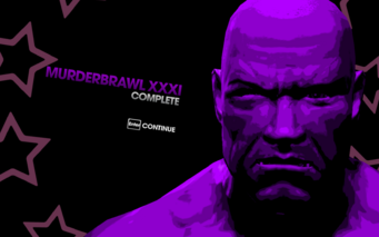 Murderbrawl XXXI complete - no mask