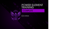 Power Element Training