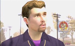 Troy Bradshaw - face in Saints Row