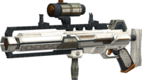 Viper Laser Rifle - Level 4 model