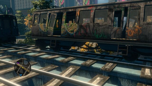File:Close up of broken Train in Sunset Park in Saints Row The Third.jpg